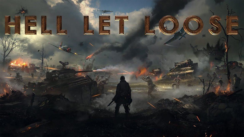 เกม Hell Let Loose สมรภูมิรบแห่งประวัติศาสตร์ที่ยกทั้งสงครามมาให้สัมผัสกัน