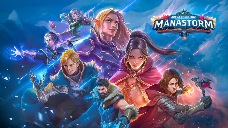 เกม Manastorm :Arena of Legends สงครามแห่งจอมเวทย์ผู้แข็งแกร่ง