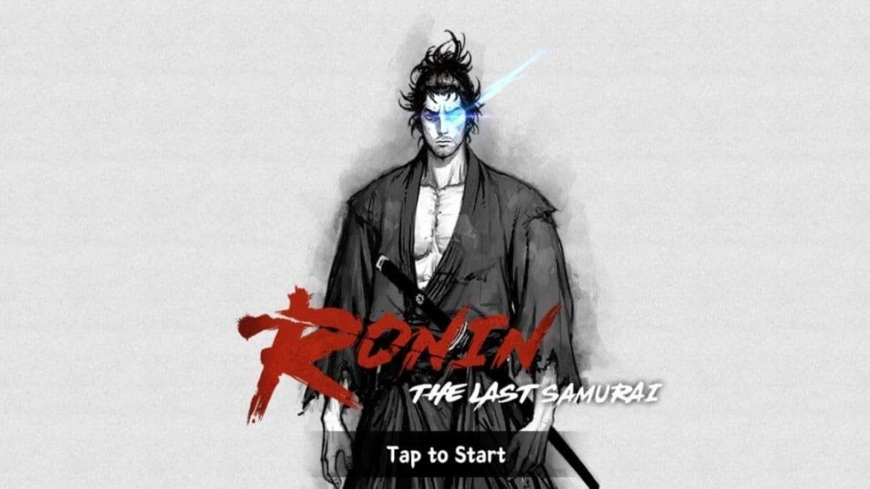 เกม Ronin :The Last Samurai ล้างแค้นแด่พวกพ้องที่จากไปด้วยวิถีซามูไร