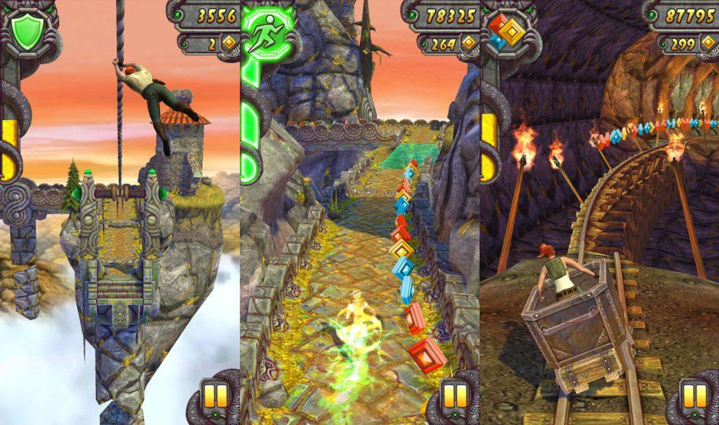 เกม Temple Run 2