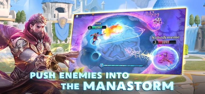 เกม Manastorm