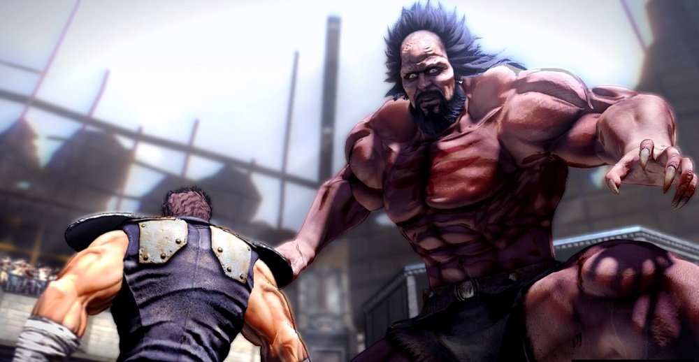 เกม Fist of the North Star :Lost Paradise