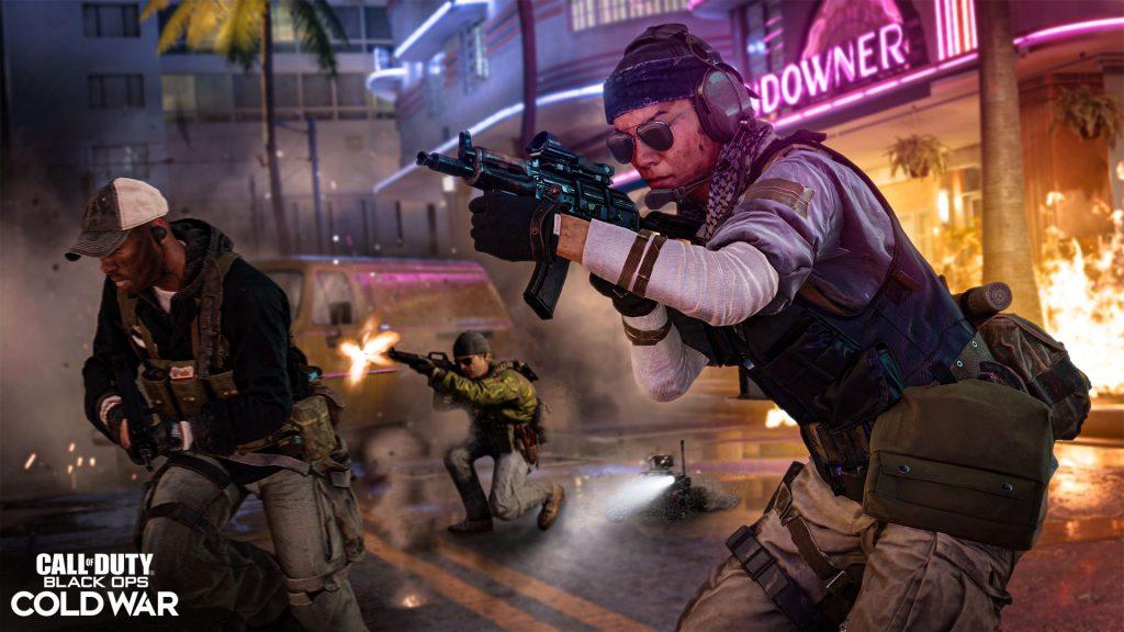 เกม Call of Duty : Black Ops Cold War