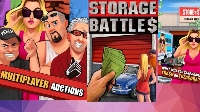 แนะนำเกมแนวยุทธศาสตร์มาแรง Bid Wars Stars – Multiplayer Auction Battles