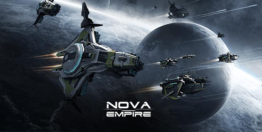 แนะนำเกม Nova Empire ที่จะพาคุณไปผจญภัยในกาแล็กซี่สุดท้าทาย
