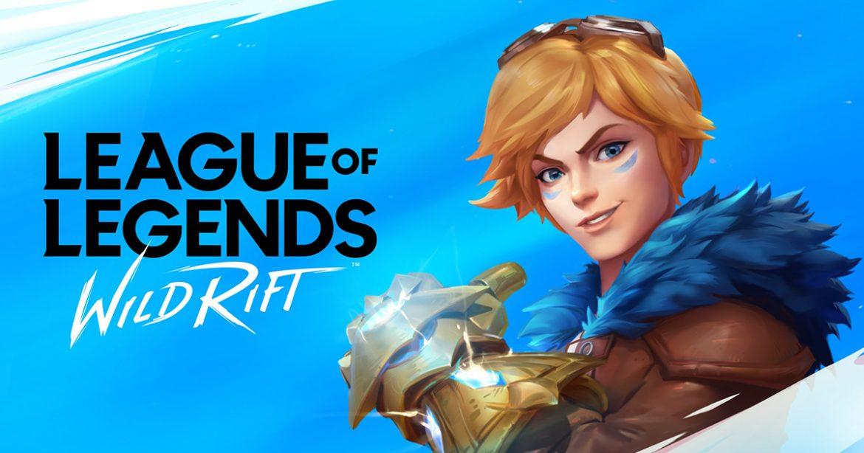 LOL Wild rift (League of Legends Wild rift) สุดยอดทีมของประเทศไทย