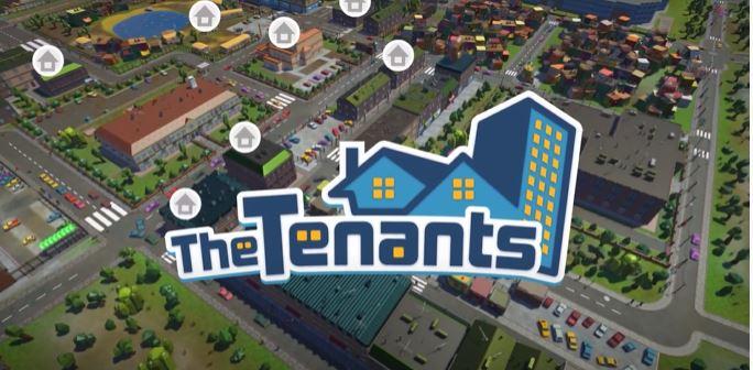 """แนะนำเกมตกแต่งบ้านที่ยิ่งเล่น ยิ่งเพลิดเพลินใจไปกับ """"The Tenants"""""""