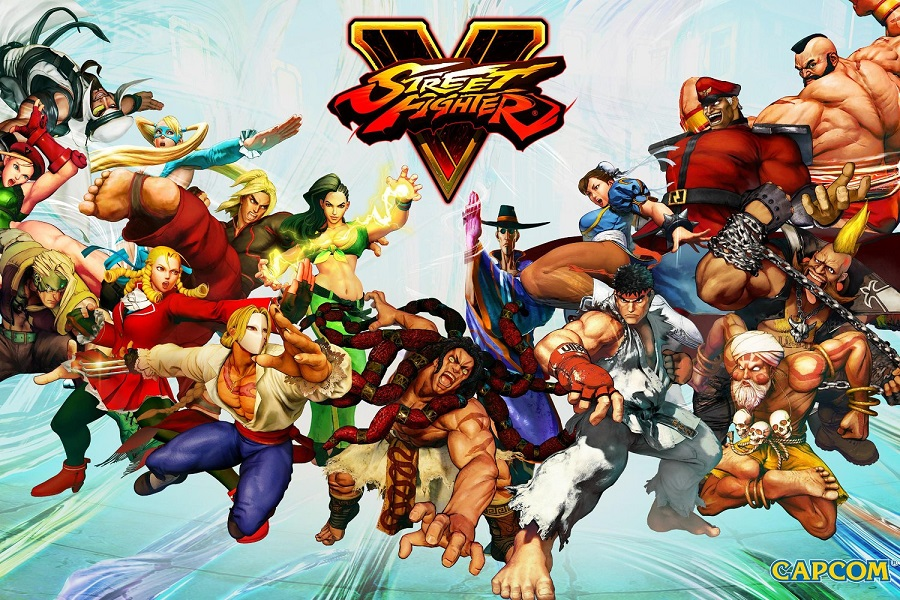 Street Fighter 2010 :The Final Fight การจับเคนมาฝ่าด่าน