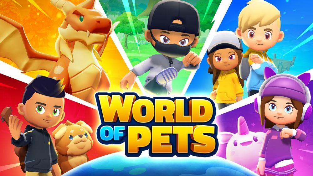 """""""World of Pet"""" ให้กำเนิดสัตว์เลี้ยงสุดน่ารักไปพร้อมการใช้ชีวิตตามสไตล์อิสระ"""