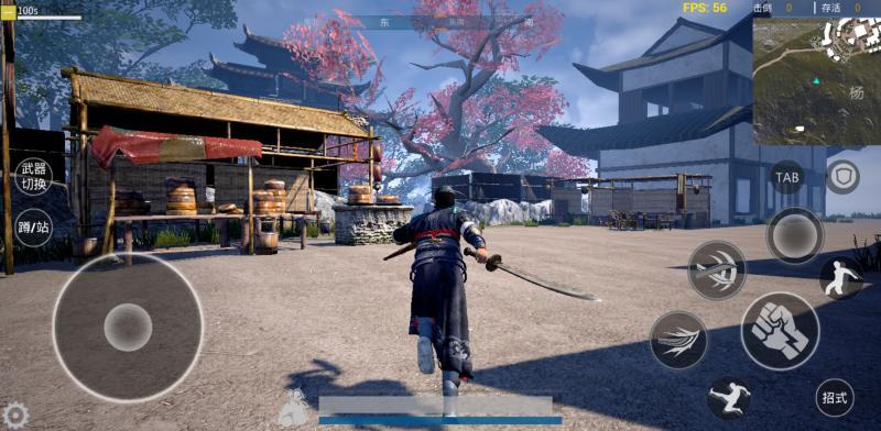 เกม The Swordsmen X