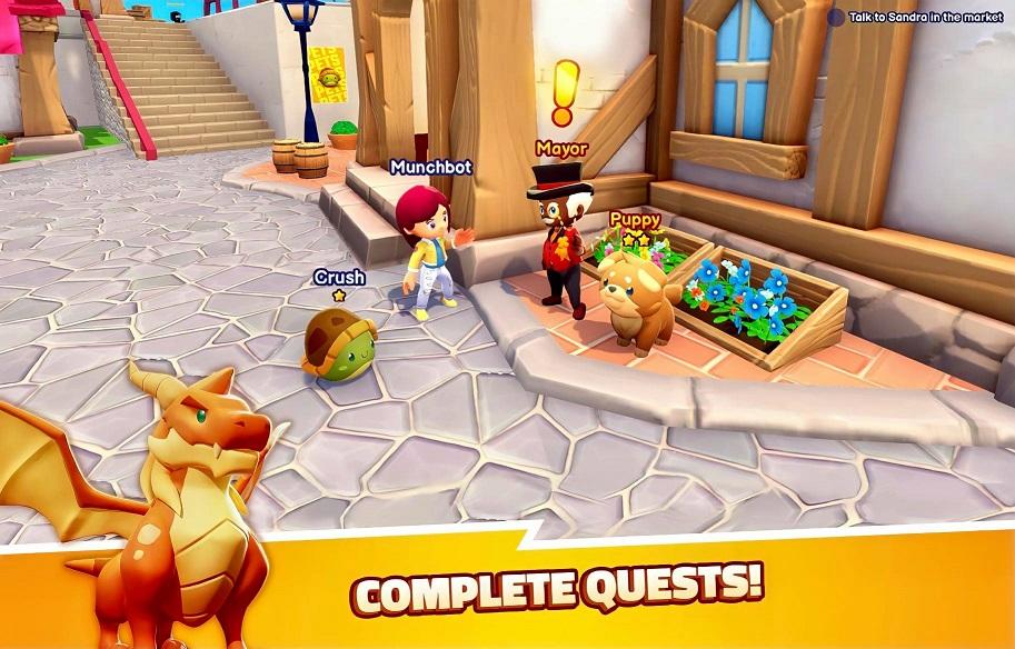 เกม World of Pet
