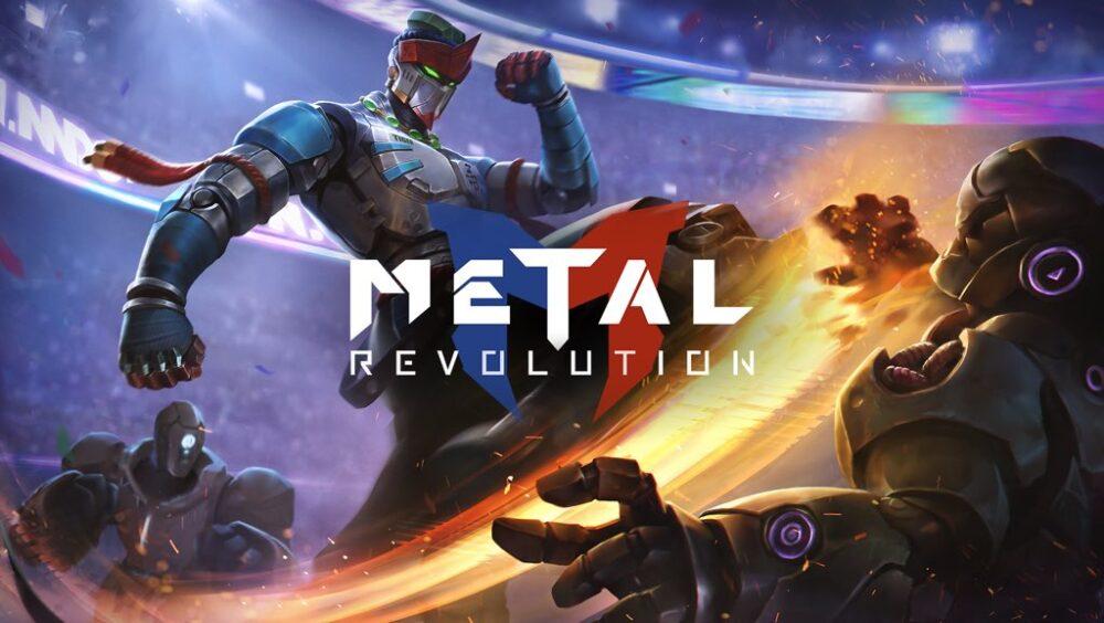"""""""Metal Revolution"""" ดวลจังหวะต่อสู้ของบรรดาหุ่นเหล็กที่มาพร้อมเทคโนโลยีสุดล้ำ"""