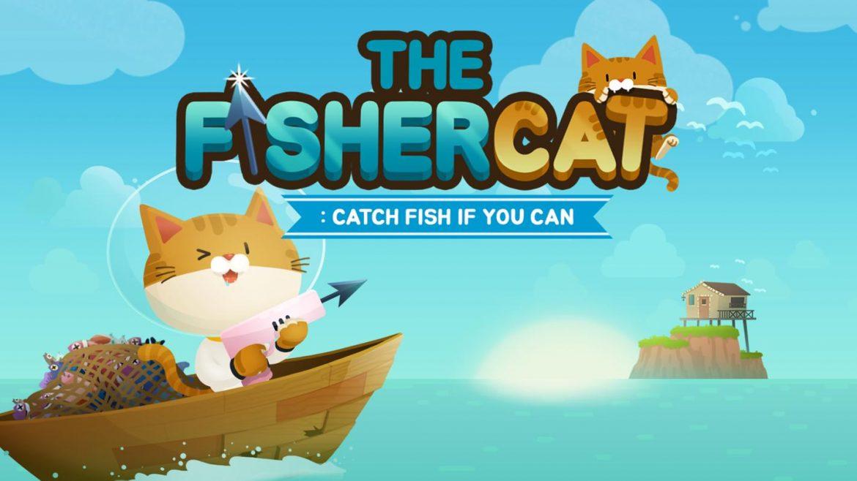 """The Fishercat"" เพลิดเพลินไปกับเจ้าเหมียวนักตกปลาที่จะช่วยผ่อนคลายได้ดี"