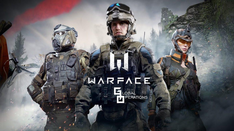 """Warface Global Operations"" ดวลปืนแสนเมามันส์กับผู้เล่นออนไลน์จากทั่วโลก"