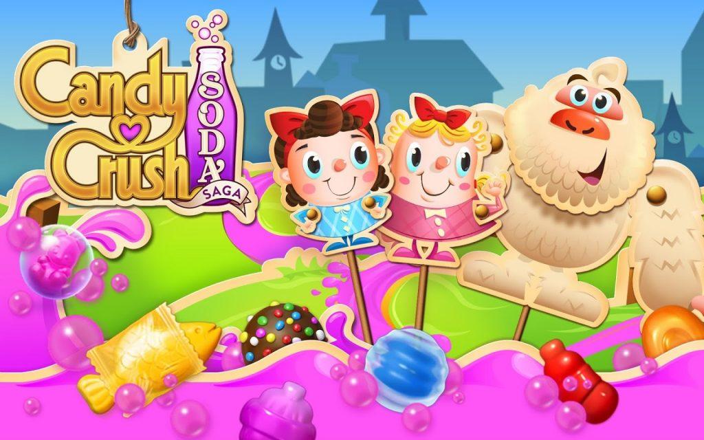 Candy Crush Soda Sage  เกมบริหารสมอง