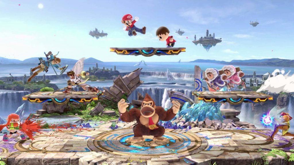 Super Smash Bros Untimate